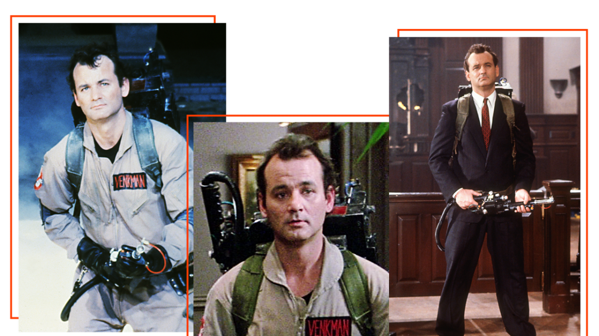 Exclusive: Hanging With Bill Murray on the Set of Ghostbusters: Afterlife (Thanks Martin Bryce…