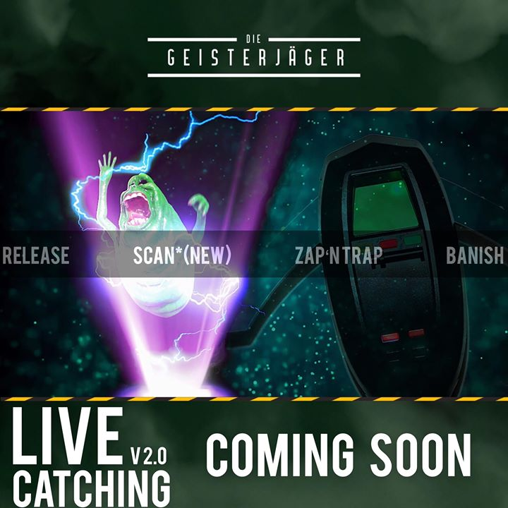 "Yay. The first ""project x – live catching"" upgrade is coming soon. We have…"