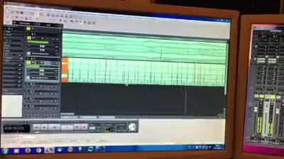 AFX The art of audio editing. How I isolated the accurate gigameter sound