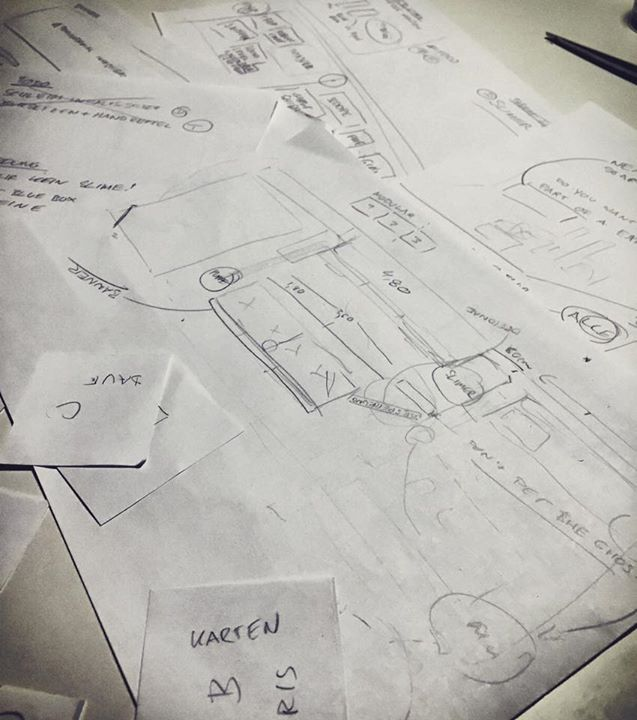 Planning night – now, what could that be?
