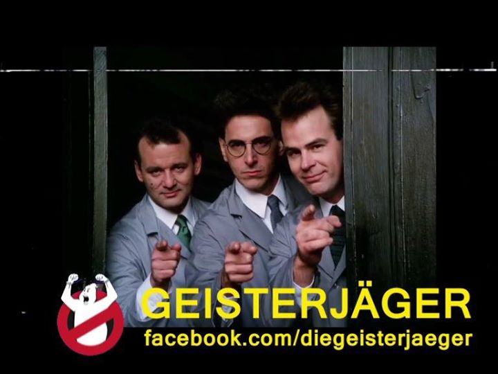 We´re ready to believe you !! #geisterjäger