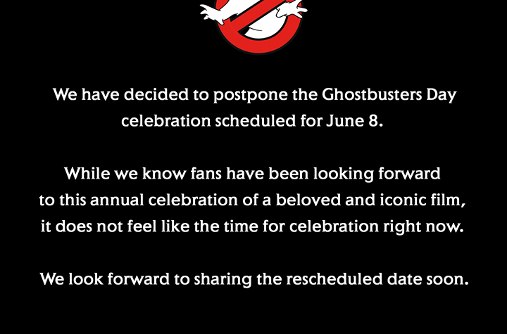 #ghostbustersday